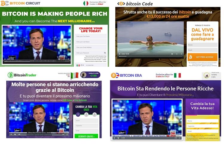 truffe bitcoin simili bitcoin revolution